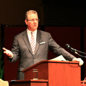Pastor George Grant