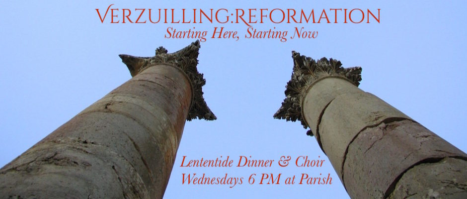 Lententide Dinner and Choir 2015